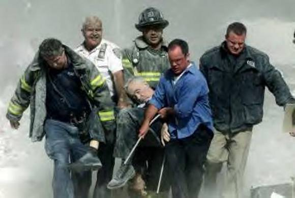 World Trade Center rescue
